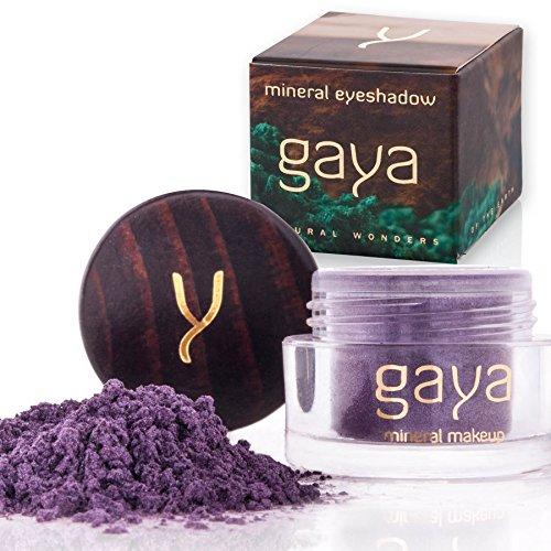 Gaya Cosmetics Vegan Lidschatten Pulver - Mineral Premium Makeup für ein gleichmäßiges homogenes & dynamisches Farbbild (SH29 Shade)