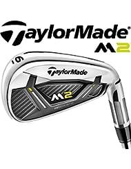 """""""nuevo 2017"""" TaylorMade M2hierros 4-PW REGULAR Reax 88de acero/100% auténtica"""
