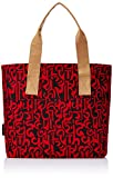 #7: Kanvas Katha Women's Tote Bag (Red) (KKF001R)
