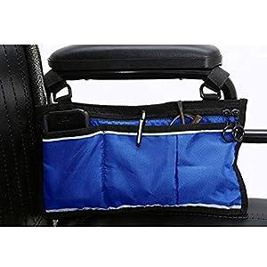 Walker Tasche für Wanderer, Rollatoren oder Roller Universal-Tasche für Gehhilfen Langlebig und wasserdicht für ältere Menschen, Senioren, Behinderte lyb01