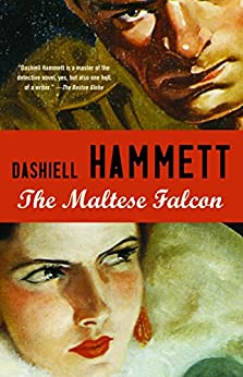 The Maltese Falcon by [Hammett, Dashiell]