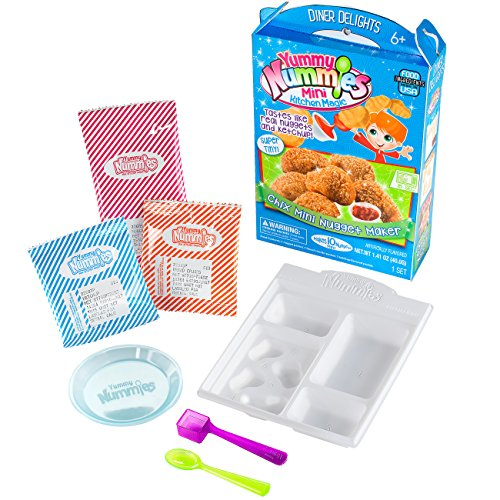 Preisvergleich Produktbild Yummy Nummies Diner Delights - Chix Mini Nugget Maker