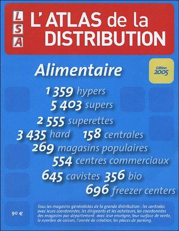 L'Atlas de la distribution alimentaire