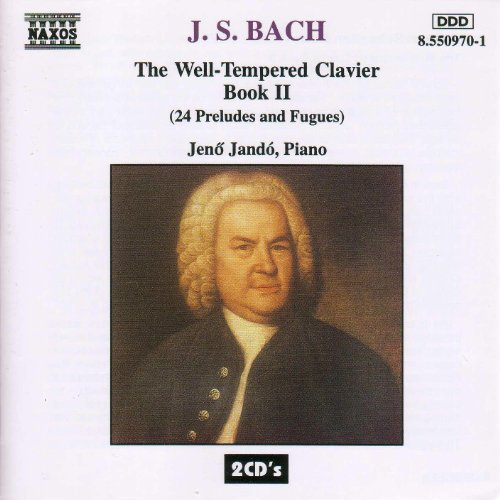Bach, J.S.: Well-Tempered Clavier (The), Book 2