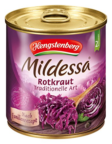 Hengstenberg Rotessa 2 Portionen, 15er Pack (15 x 314 ml Dose)