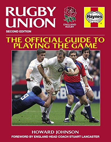 Rugby Union Manual: The Official Guide to Playing the Game by Howard Johnson (2-Aug-2012) Hardcover
