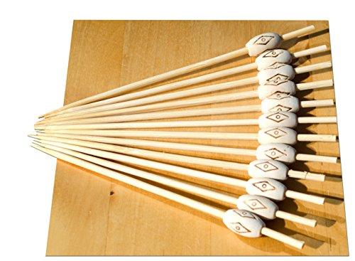 ethnic-wood-bead-skewers-12cm-x100