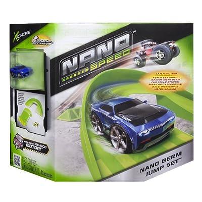 Nano Speed 6020012 Stunt Set - Circuito de saltos (incluye vehículo) por Nano Speed