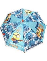 Niño Minionsturquesa paraguas (63 ...