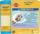 Pedigree Dentastix - Friandises pour petit chien - 56 sticks hygiène bucco-dentaire