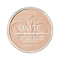 Rimmel London, Stay Matte Pressed Powder, 05 Silky Beige, 14 g