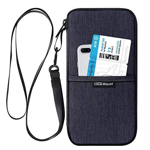 RFID Blocking Passport Holders f...