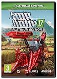 Game pc Focus Farming Simulator 17 Platinum Edition,Spanish and Italian