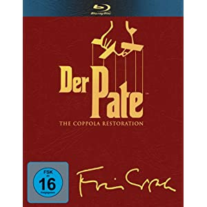 Der Pate 1-3 - Trilogy [Edizione: Germania]
