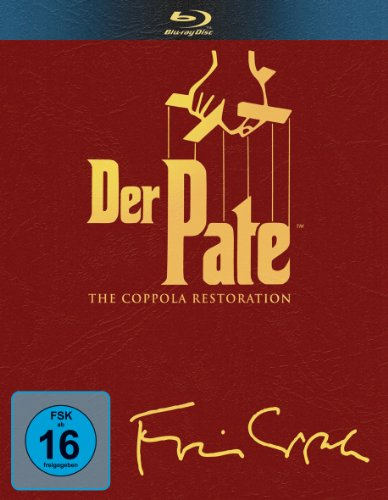 Bild von Der Pate - The Coppola Restoration [Blu-ray]