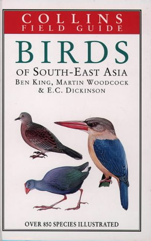 Birds of South-East Asia (Collins Field Guide) (Collins Pocket Guide)