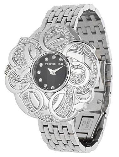 Cerruti Damen Armbanduhr silber CRWM041B2210