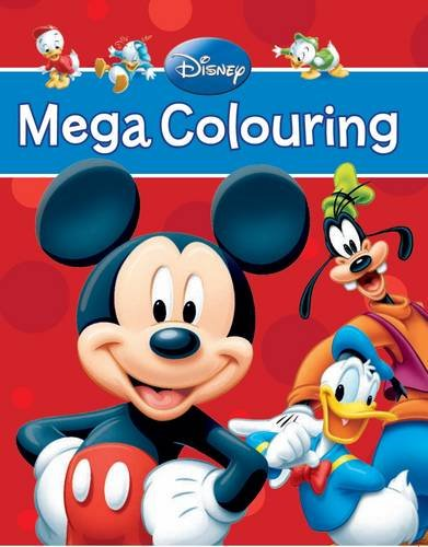 Imagen principal de Disney Mickey Mouse & Co Mega Colouring Book