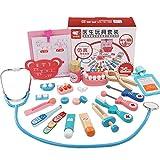XuBa 24 Teile / Satz Zahnarzt Spielzeug Suit Kinder Arzt Spielzeug Set Medizinische Kit