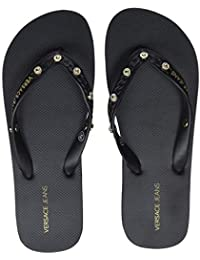 VERSACE JEANS COUTURE Shoes, Chanclas para Mujer