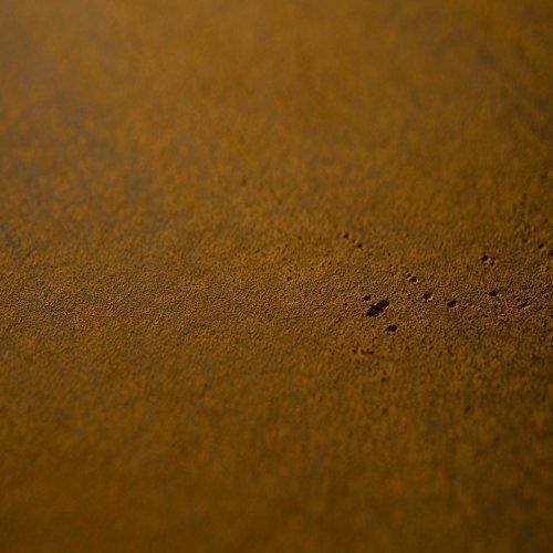 Licht Rost glatten Beton auf einer Rolle 3000x 1000x 2mm
