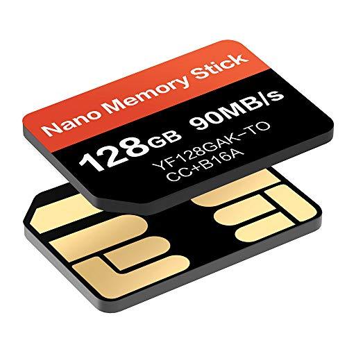 Tarjeta NM 128GB 90MB/S Tarjeta Memoria Nano Tarjeta