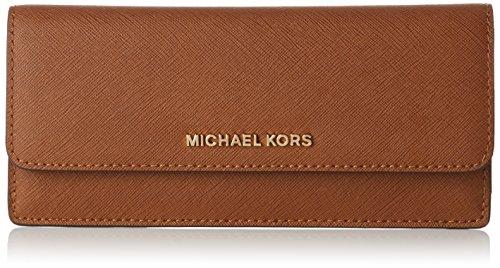 Michael Kors - Jet Set Travel, Borse a secchiello Donna Marrone (Luggage)