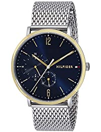 Tommy Hilfiger Analog Blue Dial Men's Watch - TH1791505
