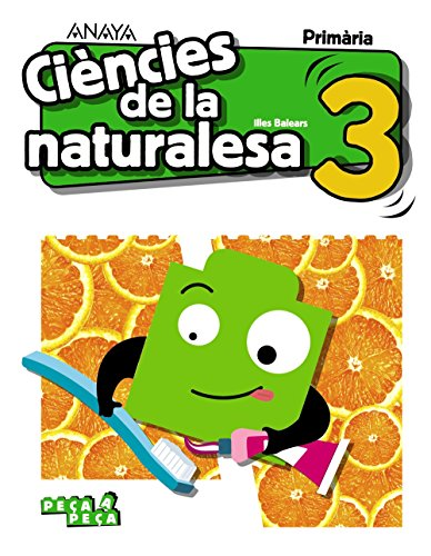 Ciències de la naturalesa 3. (Peça a peça) por Ricardo Gómez Gil