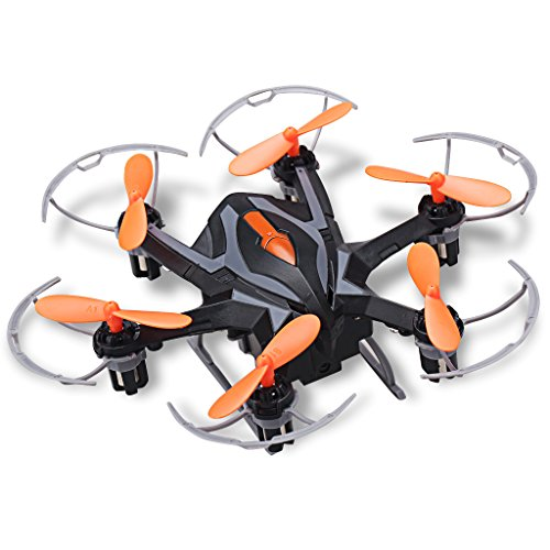 Yi Zhan i Drone i6s Mini Drone 2.4G RC Hexacopter 2.0MP HD Camera 3D Rollover One Key Return Drone Negro