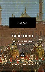 The Raj Quartet, Vol. 1: The Jewel in the Crown and the Day of the Scorpion