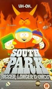 South Park: Bigger, Longer & Uncut [VHS] [1999]