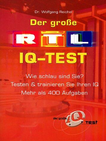 Der große RTL IQ-Test