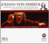 Symphonie Nr. 4 d-moll (Orgelsymphonie), Symphonische Variationen F-Dur