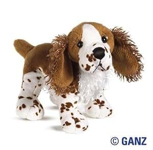 Webkinz Springer Spaniel Dog Plush Toy with Sealed Adoption Code