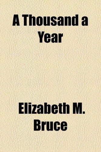A Thousand a Year