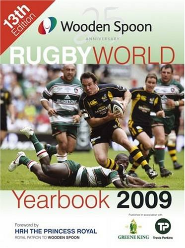 Wooden Spoon Rugby World Yearbook 2009 (General Books)