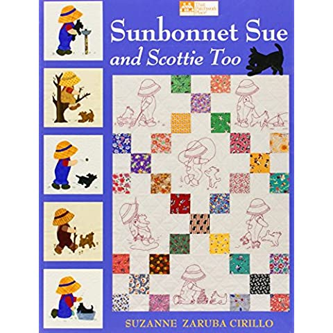 Sunbonnet Sue and Scottie Too