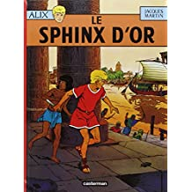 Alix, tome 2 : Le Sphinx d'or