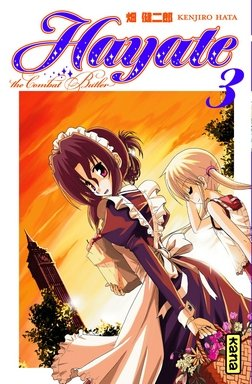 Hayate The combat butler Edition simple Tome 3