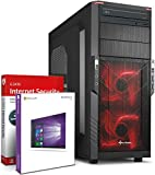 Ultra 8-Thread DirectX 12 Gaming-PC Computer i7 930 4x3.06 GHz Turbo - GeForce GT1030 2GB DDR5-8GB DDR3-500GB HDD - Windows10 Prof #5577