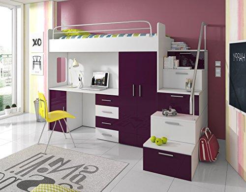 Etagenbett Kinder Mit Schrank : Schreibtisch schrank mehr als angebote fotos preise ✓