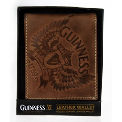 guinness-wings-brown-leather-wallet