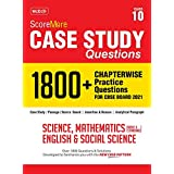 Score More Case Study Chapterwise Practice Questions Science Mathematics English and Social Science Class 10
