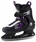 K2 Damen Eishockeyschuhe-Complet Escape Speed Ice W, Design, 8, 5 Schlittschuhe, schwarz, 8.5
