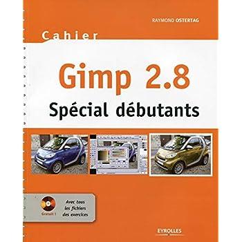 Gimp 2.8 - Spécial débutants. Avec Cd-rom.