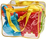 Full Beach Toy Set in Reusable Zippered Bag