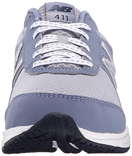 New Balance Women's WW411WT2 Walking Shoe, Grey, 10 B US Grey