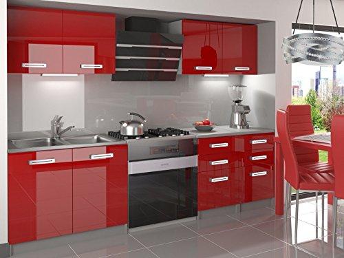 naka24 NEU Komplette Küche Infin...