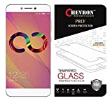 #7: Chevron 0.3mm Pro+ 2.5D Coolpad Cool 1 Curved Edges Premium Tempered Glass Screen Protector For